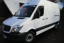 Mercedes Sprinter 313 CDI MEDIUM WHEELBASE H/R