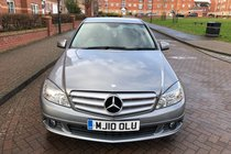 Mercedes C Class C 180 Kompressor BlueEFFICIENCY SE