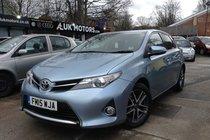 Toyota Auris VALVEMATIC ICON PLUS