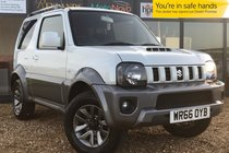 Suzuki Jimny ADVENTURE 1 LOCAL OWNER + FULL SUZUKI SERVICE HISTORY + SAT NAV + LEATHER