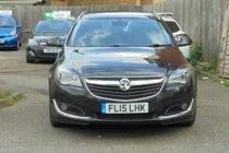 Vauxhall Insignia ELITE NAV 2.0CDTi 16v (160PS)
