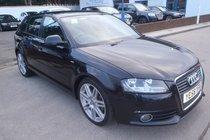 Audi A3 MPI S LINE