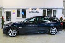 BMW 5 SERIES 520d M SPORT TOURING 184