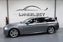 BMW 5 SERIES 530d M SPORT TOURING 256