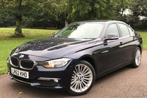 BMW 3 SERIES 2.0 318d LUXURY