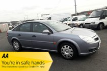 Vauxhall Vectra VVT LIFE - FINANCE ARRANGED - AA COVER INCLUDED - WARRANTY INCLUDED - SERVICED & INSPECTED