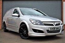 Vauxhall Astra SPORTIVE SE SWB 1.9 CDTI CDV VAN