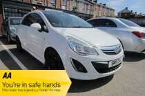 Vauxhall Corsa LIMITED EDITION FSH ! 1 OWNER ! 12 MONTHS MOT ! RESERVE & COLLECT !