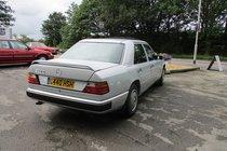 Mercedes E Class D