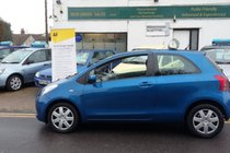 Toyota Yaris 1.3 VVT-i T3 2 OWNERS FROM NEW