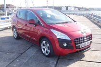 Peugeot 3008 1.6 HDI FAP 110 SPORT