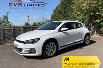 Volkswagen Scirocco 1.4 TSI BlueMotion Tech Hatchback 3dr