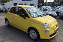 Fiat 500 1.2I POP