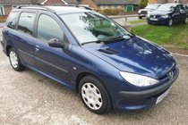 Peugeot 206 SW S - MOT 15/07/2020 - PX TO CLEAR