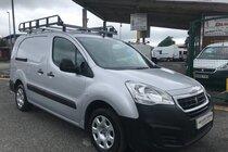 Peugeot Partner HDI CRC