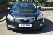 Vauxhall Insignia SRi 2.0CDTi 16v (130PS)