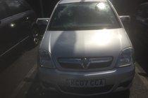 Vauxhall Meriva Energy 1.4i 16v (a/c) VIP