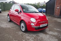 Fiat 500 POP LOW MILES ! £30 YEAR TAX ! PAN-ROOF ! ALLOYS !  12 MONTHS MOT ! 99% FINANCE APPROVAL !