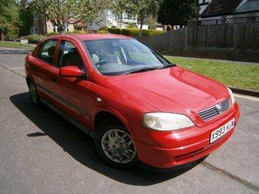 Vauxhall Astra ENVOY 1.4I 16V