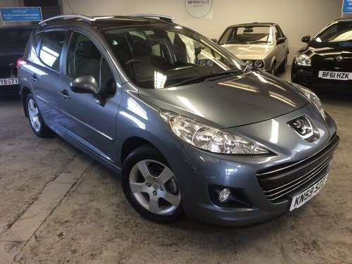 Peugeot 207 1.6 VTI 120 OUTDOOR