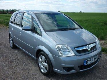Vauxhall Meriva ENERGY 1.6 16V AUTO