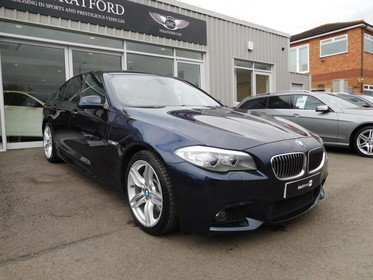 BMW 5 SERIES 2.0 525d M SPORT Quick And Easy Finance 6.9% APR Representative