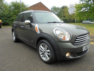 MINI Countryman 2.0 COOPER SD AUTOMATIC