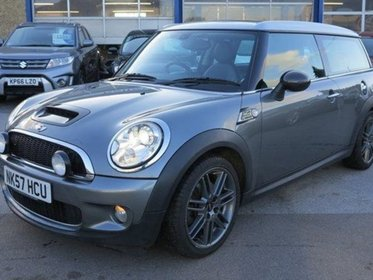 MINI Cooper S Clubman With Chili Pack