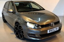 Volkswagen Golf 2.0GT TDI BLUEMOTION TECHNOLOGY
