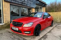 Mercedes C Class C250 CDI BLUEEFFICIENCY AMG SPORT