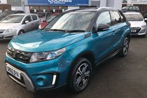 Suzuki Grand Vitara SZ5 RUGGED DDIS ALLGRIP