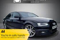 Audi A4 TDI S LINE BLACK EDITION NAV