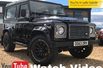 Land Rover Defender 90 90 XS TD COUNTY STATION WAGON