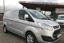 Ford Transit 290 LIMITED LR P/V