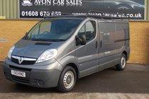 Vauxhall Vivaro 2900 CDTI P/V ECOFLEX NO VAT