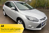 Ford Focus ZETEC CONVENIENCE PACK