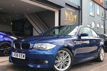 BMW 1 SERIES 123d M Sport 2.0 2dr TOP SPEC