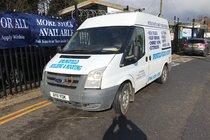 Ford Transit 260 SHR P/V NO VAT