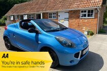Renault Wind DYNAMIQUE S VVT Leather Trim and Bluetooth