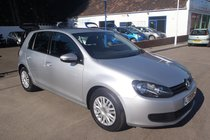 Volkswagen Golf S