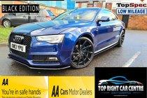 Audi A5 1.8 TFSI S LINE BLACK EDITION