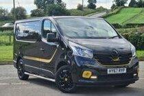 Renault Trafic SL27 ENERGY DCI FORMULA EDITION