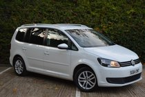 Volkswagen Touran SE TDI BLUEMOTION TECHNOLOGY