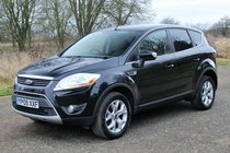 Ford Kuga 2.0 TDCi ZETEC 4X4 5 Door