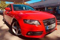 Audi A4 2.7 TDI DPF S LINE