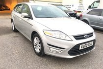 Ford Mondeo Zetec 2.0TDCi 140PS
