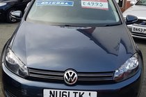 Volkswagen Golf MATCH TDI BLUEMOTION TECHNOLOGY