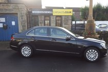 Mercedes C Class C220 CDI BLUEEFFICIENCY ELEGANCE
