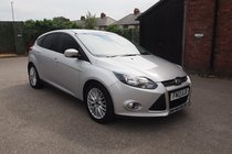 Ford Focus ZETEC TDCI FULL SERVICE HISTORY ! £20 YEAR TAX ! 99% FINANCE APPROVAL !