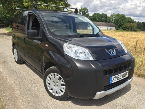 Peugeot Bipper 1.3 HDI 75 PROFESSIONAL # TOO LATE SOLD #